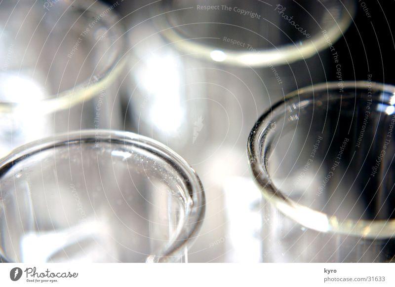 in vitro Glas Industrie rund dünn Gesundheitswesen durchsichtig Labor zerbrechlich Laborgeräte Pharmazie Reagenzglas