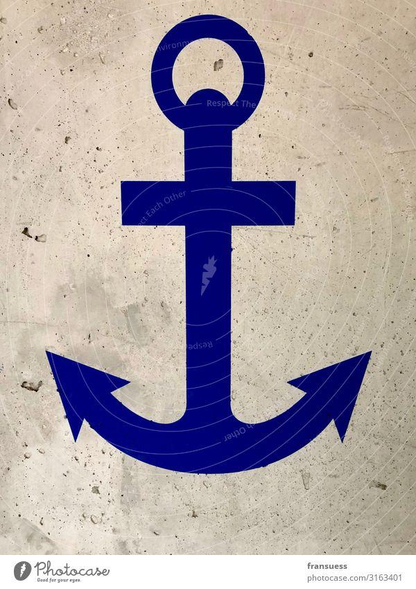 Ankerliebe Matrosen Kapitän Schifffahrt Binnenschifffahrt Kreuzfahrt Bootsfahrt Passagierschiff Kreuzfahrtschiff Dampfschiff Containerschiff Segelboot Zeichen