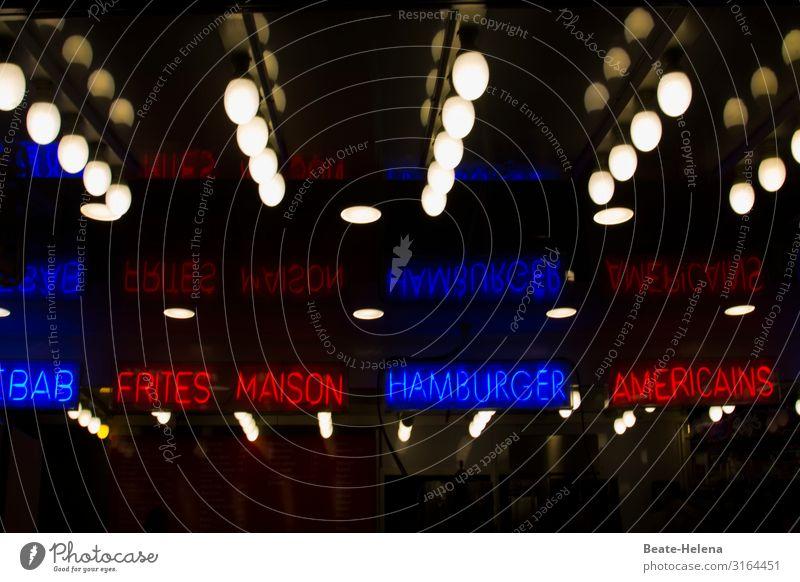 Hamburger and more Ernährung Fastfood Gesundheit Nachtleben Entertainment ausgehen Feste & Feiern Jahrmarkt Küche Unterhaltungselektronik Leuchtreklame
