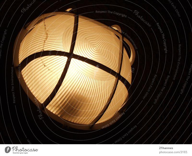 Hauslampe Lampe Nacht Dinge