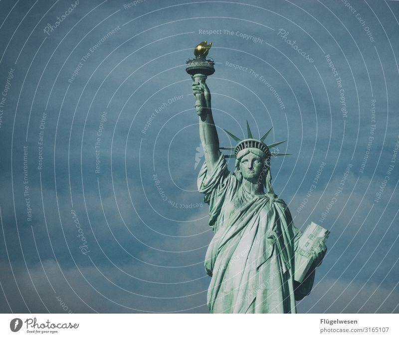 Freiheit ist die einzige Ferien & Urlaub & Reisen Reisefotografie Tourismus Ausflug Abenteuer Ferne Sightseeing Städtereise Sehenswürdigkeit Wahrzeichen Denkmal