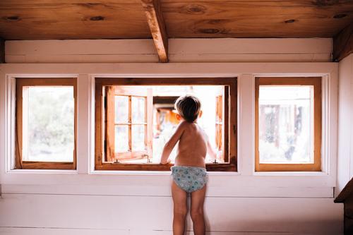 Kind Mensch schön Lifestyle natürlich Glück heimwärts Kleinkind
