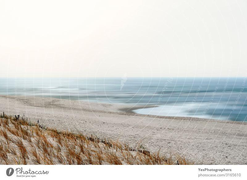 Himmel Ferien & Urlaub & Reisen Natur Sommer Wasser Landschaft Meer Erholung Strand Küste Deutschland Sand Europa Insel heiß Örtlichkeit