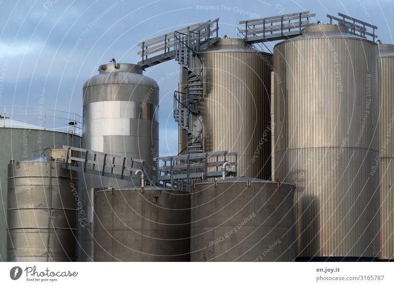 Begehbar Fabrik Industrie Unternehmen Wissenschaften Fortschritt Zukunft Energiewirtschaft innovativ Klima nachhaltig Umweltverschmutzung Umweltschutz Stadt