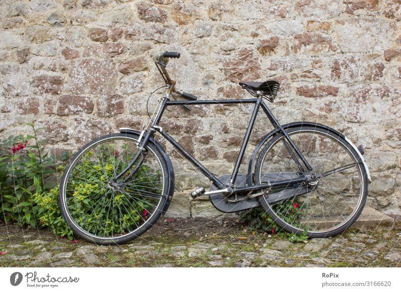 historisches Fahrrad Lifestyle Stil Design Gesundheit sportlich Fitness Wellness Leben Freizeit & Hobby Häusliches Leben Haus Fahrradfahren Bildung