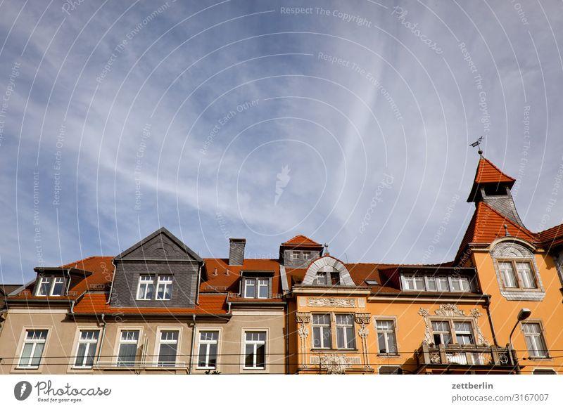 Loschwitz Altstadt Architektur Dresden Elbufer Hauptstadt Ferien & Urlaub & Reisen Reisefotografie Sachsen Stadt Städtereise Tourismus weißer hirsch