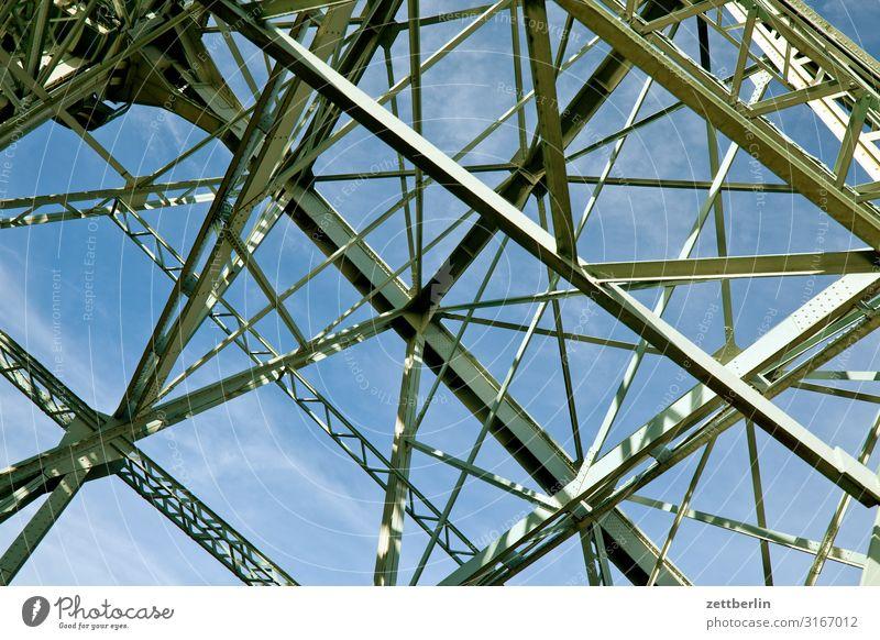 Das Blaue Wunder Altstadt Architektur Blaues Wunder Brücke Dresden Elbufer Elbe Hauptstadt Ferien & Urlaub & Reisen Reisefotografie Sachsen Stadt Städtereise