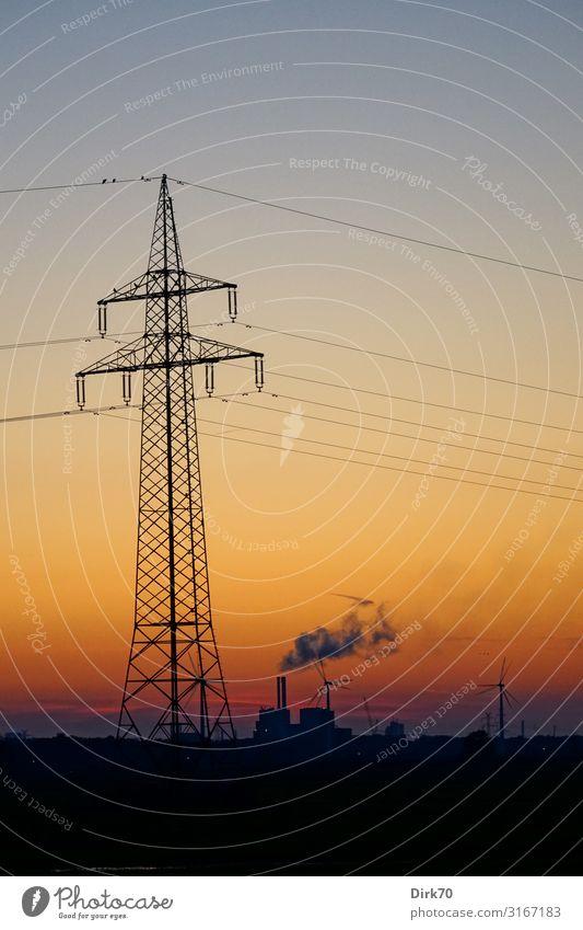 Energie und Umwelt Wirtschaft Industrie Energiewirtschaft Müllverbrennung Müllverbrennungsanlage Technik & Technologie Fortschritt Zukunft Erneuerbare Energie
