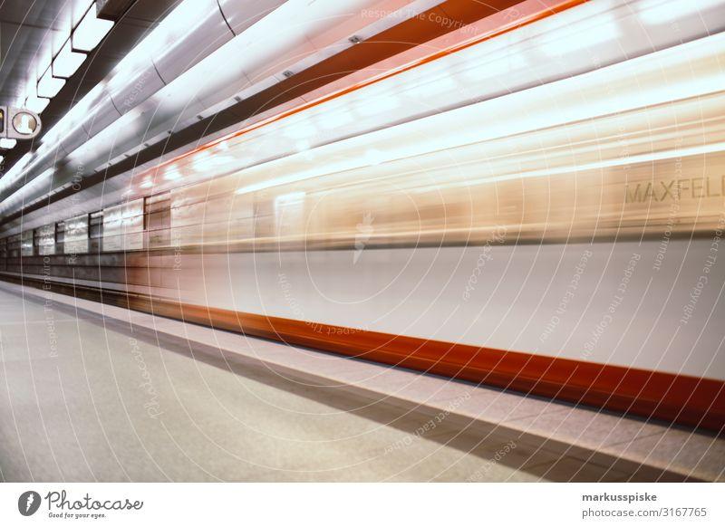 U-Bahn Metro Subway öffentliche Verkehrsmittel kaufen Sightseeing Städtereise Verkehrswege Personenverkehr Öffentlicher Personennahverkehr Bahnfahren