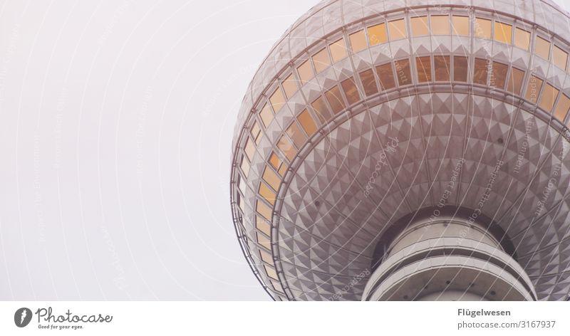 Du bist so wunderbar [2] Berlin Berliner Fernsehturm Einheit Wiedervereinigung Revolution Wende DDR DDR-Flagge Deutschland Bundesadler Deutsche Flagge