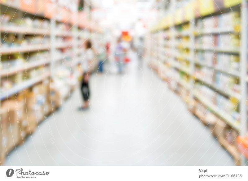 Marktgeschäft und Supermarktinterieur Lebensmittel Milcherzeugnisse Teigwaren Backwaren Kräuter & Gewürze Bioprodukte Lifestyle kaufen Design Freude Wirtschaft