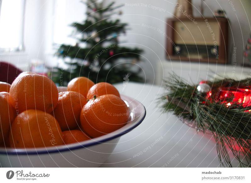 Vorweihnachtlich - Advent Deko Weihnachten Xmas Lifestyle elegant Stil Häusliches Leben Wohnung Innenarchitektur Dekoration & Verzierung Feste & Feiern