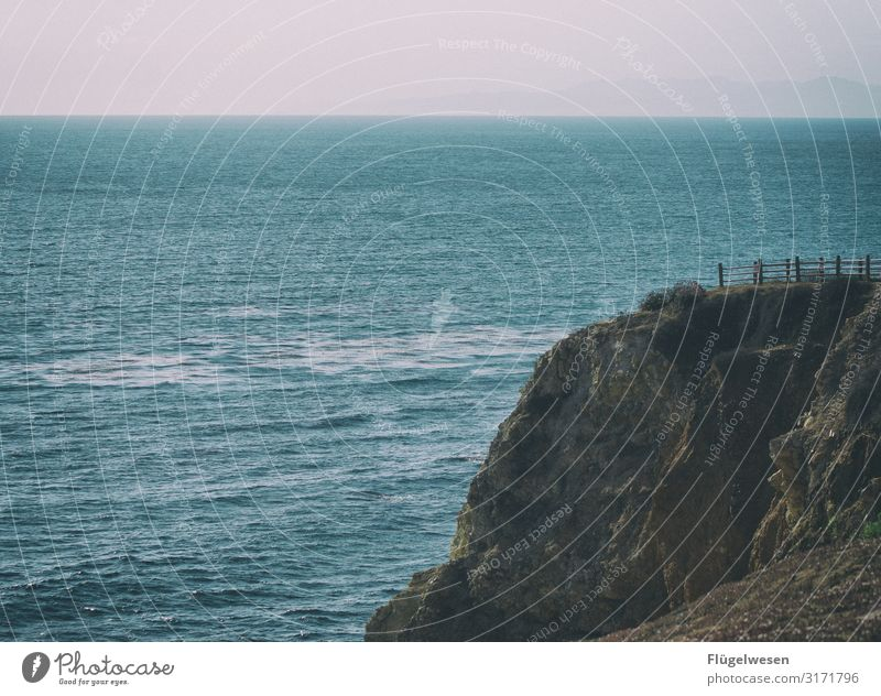 Kalifornien USA Westküste Atlantik Pazifik Meer Amerika San Francisco Los Angeles aufblicken