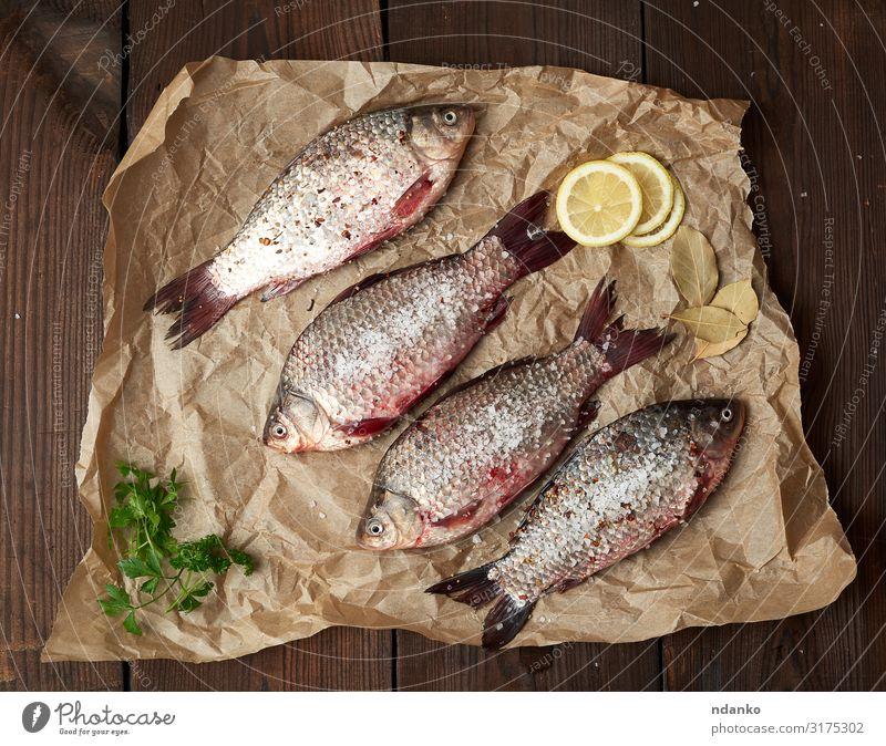 karpfen in gewürzen fisch  ein lizenzfreies stock foto