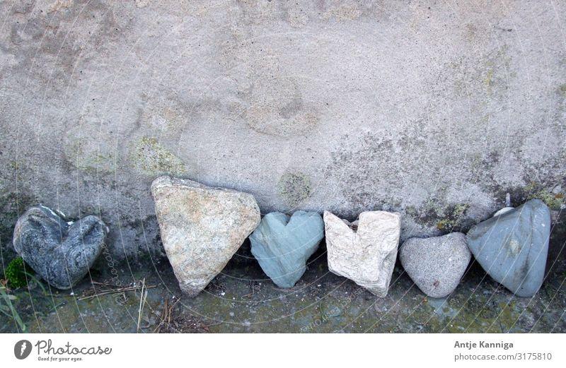 Stein-Herzen Glück Dekoration & Verzierung Valentinstag Muttertag Hochzeit Geburtstag Team Skulptur Sammlung Kommunizieren Liebe Fröhlichkeit Zusammensein