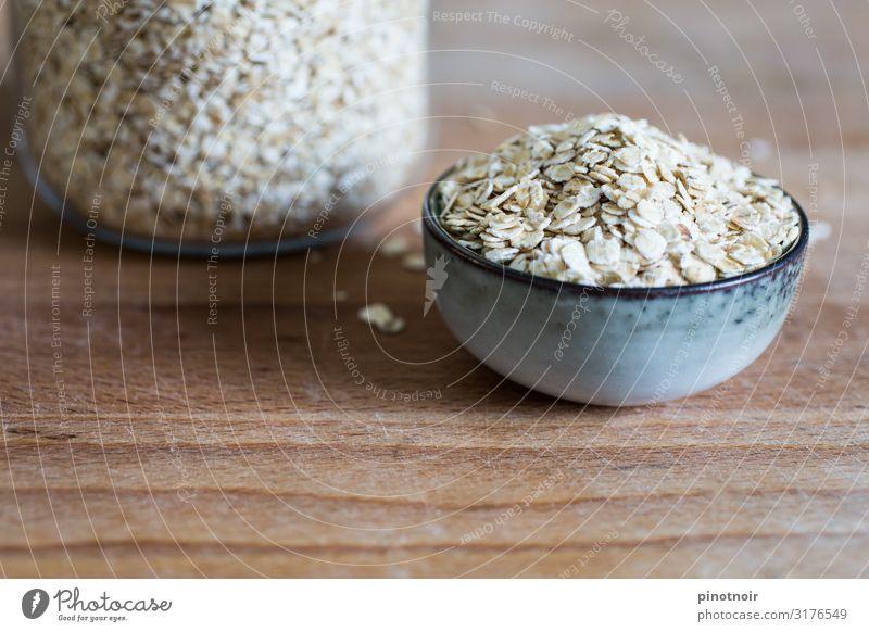 Haferflocken Lebensmittel Getreide Ernährung Frühstück Bioprodukte Vegetarische Ernährung Diät Fasten Schalen & Schüsseln Verpackung Essen Gesundheit Müsli rein