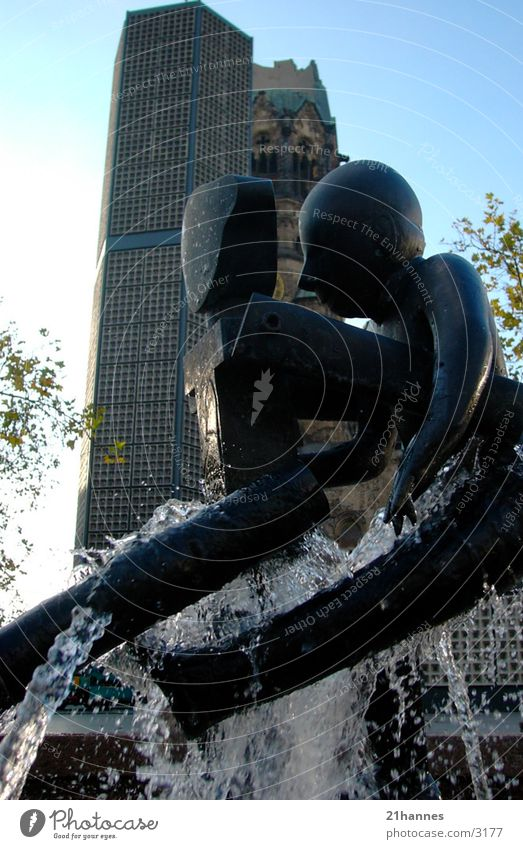 berlin.sculptures Stil Fototechnik Berlin Wasser