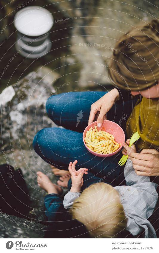 winner winner, pasta dinner Lebensmittel Teigwaren Backwaren Ernährung Essen Mittagessen Fingerfood Schalen & Schüsseln Eltern Erwachsene Mutter