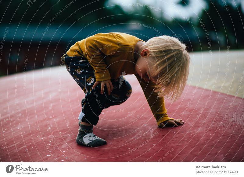 kris kross will make ya... Freizeit & Hobby Spielen Kinderspiel Kleinkind schlechtes Wetter Regen springen nass Freude Fröhlichkeit Euphorie Kraft Willensstärke