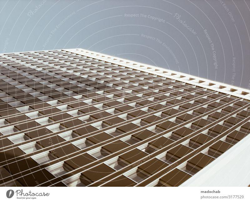 Gigafactory Architektur abstrakt Batterie Akku groß Elektrizität elektrisch Technik & Technologie Strukturen & Formen Industrie Energie Kraft Spannung