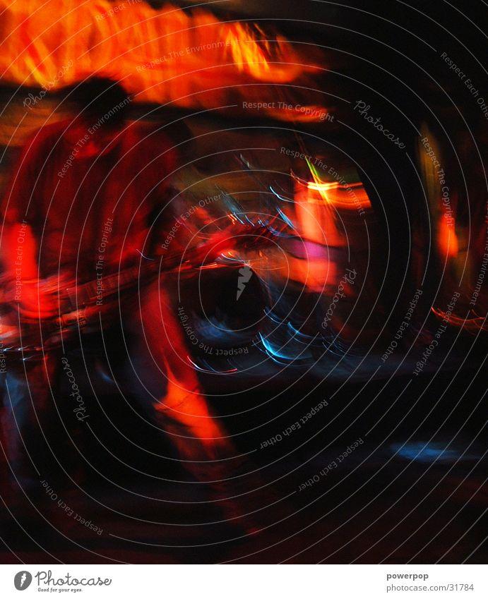 Punk Rock Club Mann rot dunkel Stil Musik Aktion Freizeit & Hobby Show Konzert Schnur Rockmusik Wildtier Gitarre Bühne Klang Hardcore