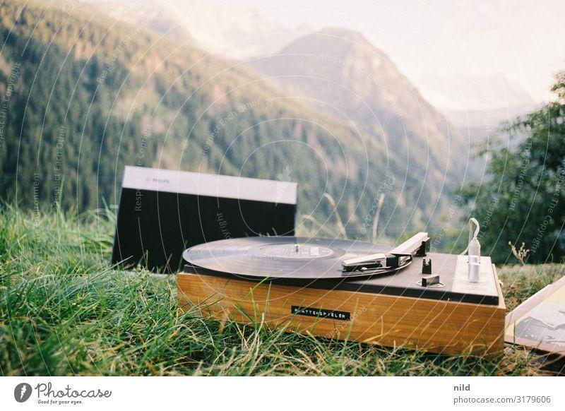 PLATTENSPIELER Lifestyle Stil Design Freizeit & Hobby Ferien & Urlaub & Reisen Tourismus Sommer Sommerurlaub Berge u. Gebirge Party Musik Diskjockey Kultur Show