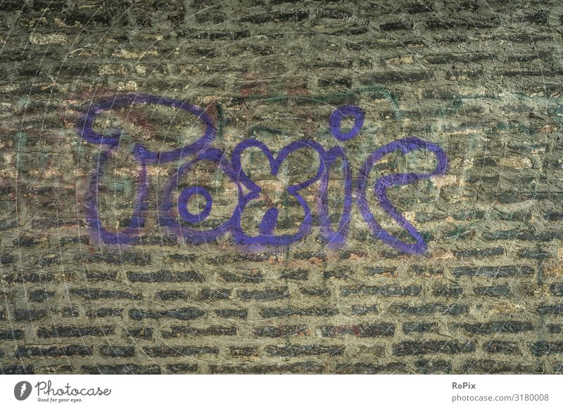 Giftig Lifestyle Stil Design Freizeit & Hobby Ferien & Urlaub & Reisen Sightseeing Städtereise Bildung Kunst Künstler Maler Gemälde Umwelt Natur Kleinstadt