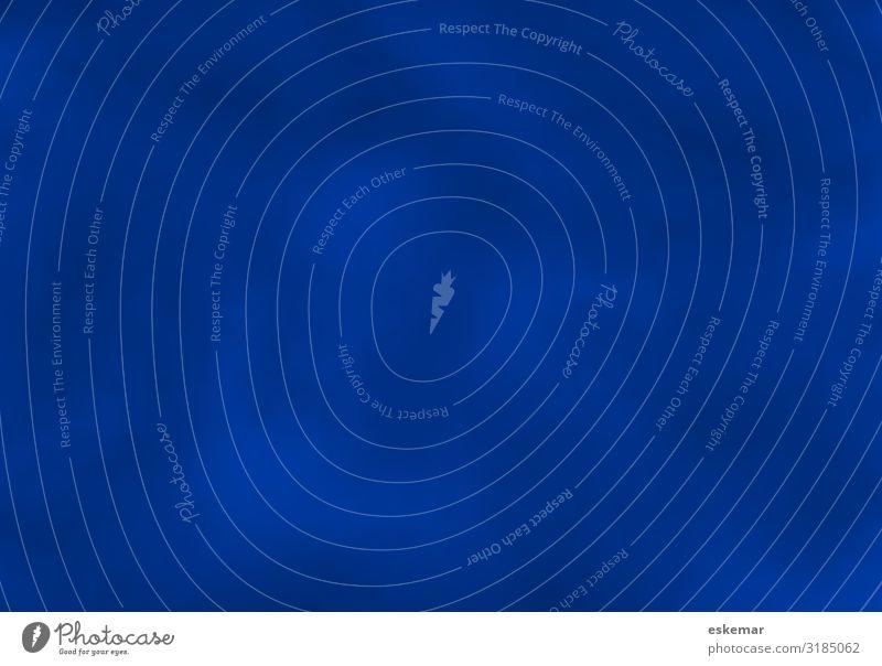 abstrakter Hintergrund Weihnachten & Advent Kunst Kunstwerk ästhetisch schön blau Stimmung Farbverlauf Hintergrundbild Hintergrund neutral Farbfoto Menschenleer