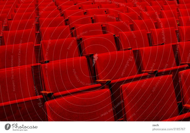 Berlinale Sessel Stuhl Entertainment Veranstaltung Theaterschauspiel Kultur Jugendkultur Konzert Bühne Oper Kino Filmindustrie Video Blick sitzen weich rot