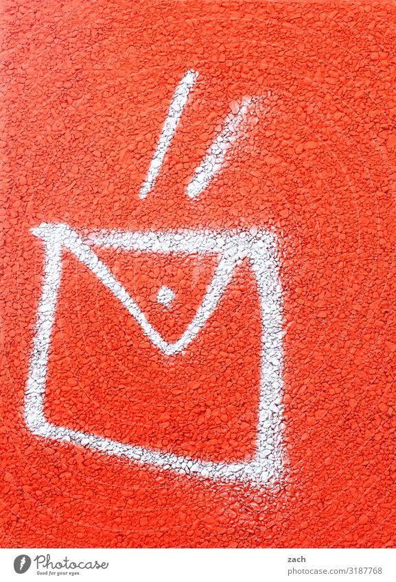 !trash! 2019 | Post Stadt Graffiti Wand Mauer Fassade Büro Kommunizieren Telekommunikation Zeichen Güterverkehr & Logistik Postkarte schreiben Stadtzentrum