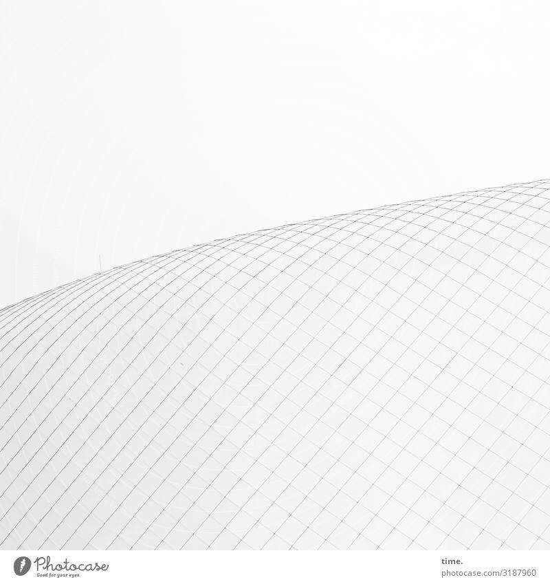Netzabdeckung oberfläche linien grau stimmung inspiration parallel diagonal architektur baumaterial muster struktur netz netzstruktur himmel detail ausschnitt