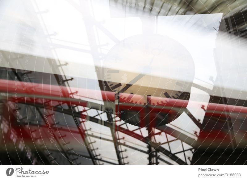 Bahn fahren - Deine Zeit Stil Design Ferien & Urlaub & Reisen Tourismus Ausflug Arbeit & Erwerbstätigkeit Arbeitsplatz Kunst Schienenverkehr Bahnfahren
