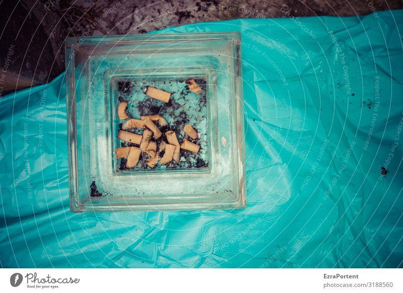 Filtersammlung Zigarette Rauchen Nikotin Drogen Aschenbecher Zigarettenstummel Gesundheit gesundheitsschädlich Tabak ungesund Sucht Gesundheitsrisiko