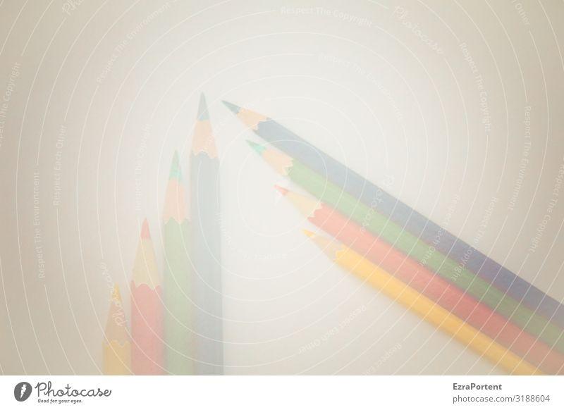 Blassstifte Stift Stifte Buntstifte Farbe Farbstift malen zeichnen Schreibstift Kreativität Schreibwaren Schule bunt mehrfarbig Freizeit & Hobby rot gelb grün