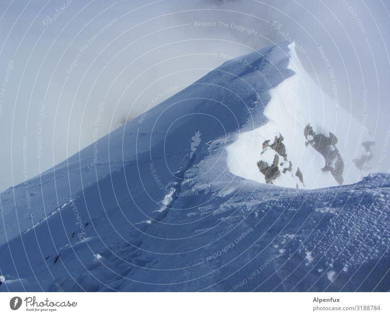 Eiszeit | Eisberg Umwelt Klima Klimawandel Schönes Wetter schlechtes Wetter Wind Frost Schnee Alpen Berge u. Gebirge Gipfel Schneebedeckte Gipfel Gletscher