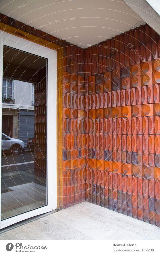 Alles Geschmacksache 1 elegant Stil Design exotisch Wohnung Dekoration & Verzierung Kunstwerk Architektur Haus Gebäude Mauer Wand Ornament alt wählen krabbeln