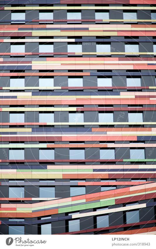 WILHELMSBURG | CIRCUS Wilhelmsburg Deutschland Hafenstadt Hochhaus Gebäude Architektur Fassade Fenster Arbeit & Erwerbstätigkeit mehrfarbig Business Design