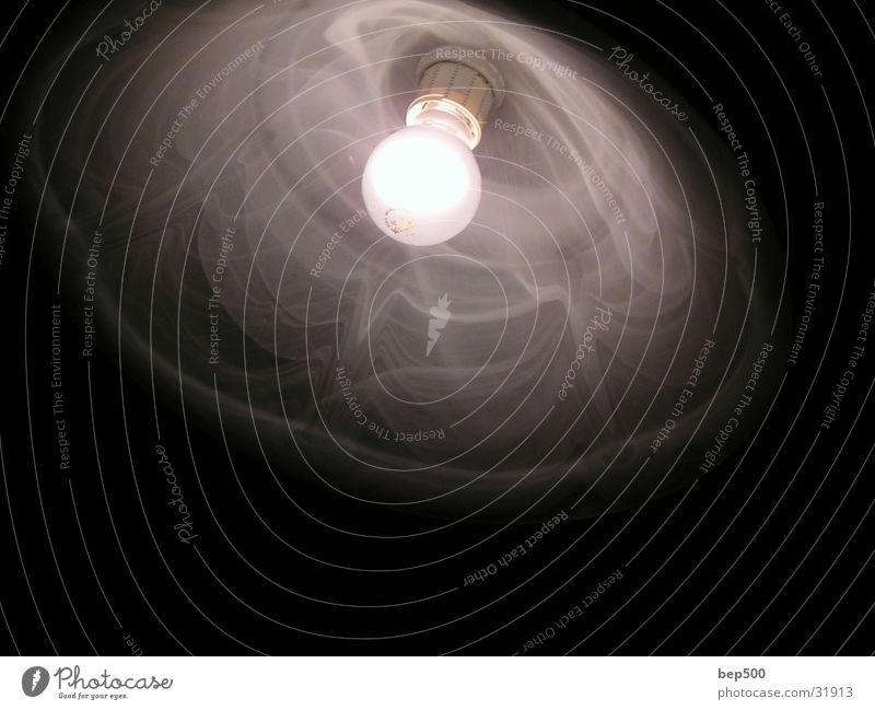 luxlight Lampe Stil Beleuchtung Rauchen Häusliches Leben Rauch Glühbirne
