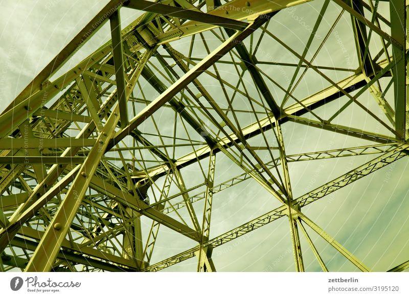 Blaues Wunder, Blasewitz Altstadt Architektur Brücke Dresden Elbufer Elbe Hauptstadt Ferien & Urlaub & Reisen Reisefotografie Sachsen Stadt Städtereise