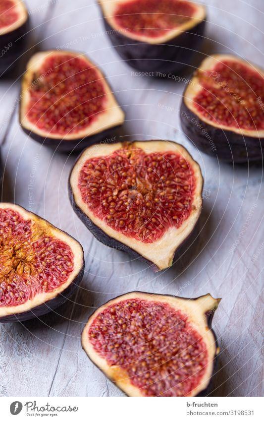 Feigen Lebensmittel Frucht Ernährung Bioprodukte Vegetarische Ernährung Diät Gesunde Ernährung wählen gebrauchen Essen genießen natürlich schön Gesundheit