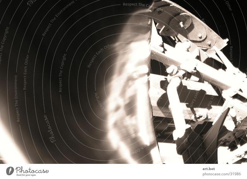 Mond(p)flug Technik & Technologie Elektrisches Gerät Pflug