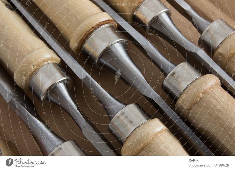 Holzschnitzwerkzeuge. Lifestyle Stil Design Freizeit & Hobby Basteln Modellbau Bildung Wissenschaften Arbeit & Erwerbstätigkeit Beruf Fabrik Wirtschaft