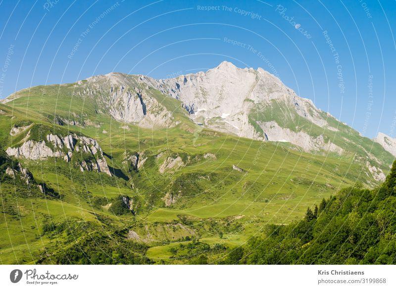 Pyrenäen Ferien & Urlaub & Reisen Tourismus Abenteuer Expedition Sommer Sommerurlaub Sonne Berge u. Gebirge wandern Natur Landschaft Erde Frühling