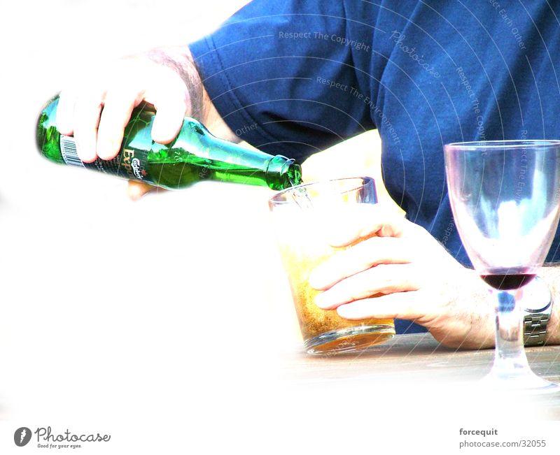 Pour drink Getränk obskur