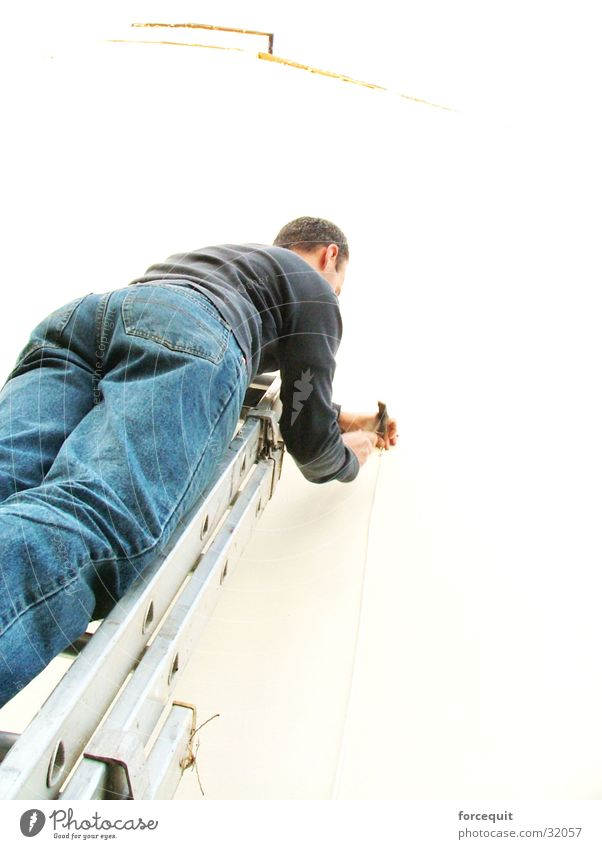 Working up the ladder Industrie