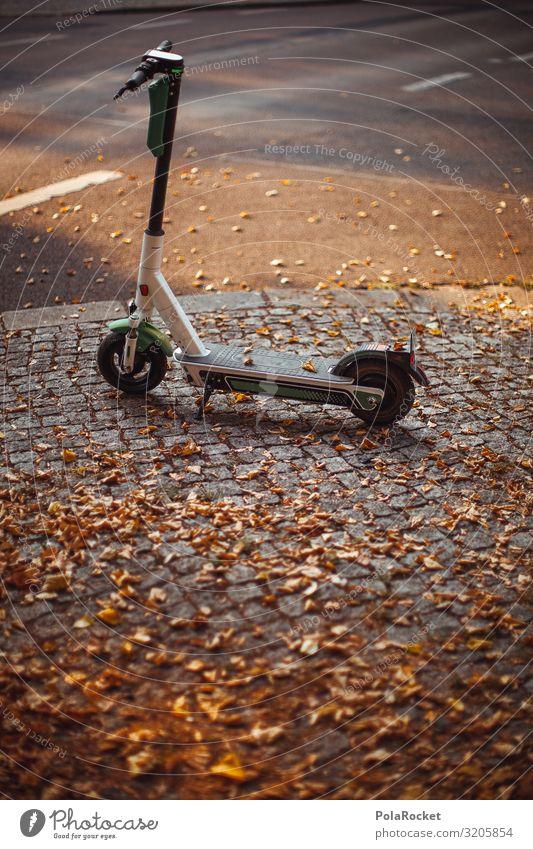 #A0# E-Scooter to Paradise I Kunst ästhetisch e-scooter e-roller Kleinmotorrad Tretroller elektronisch Verkehrsmittel Fahrrad neu modern escooter eroller
