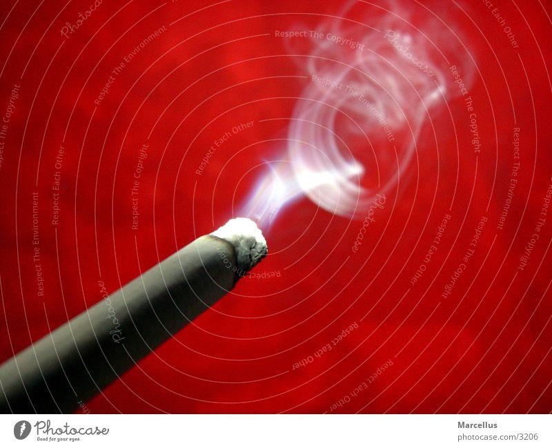 Smoke Zigarette Fototechnik Rauch ruhig