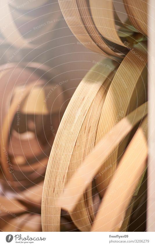 Schreinerwerkzeuge in einer Holzwerkstatt Möbel Arbeit & Erwerbstätigkeit Industrie Business Mittelstand Werkzeug alt Billig braun gelb Zimmerer Schreinerei