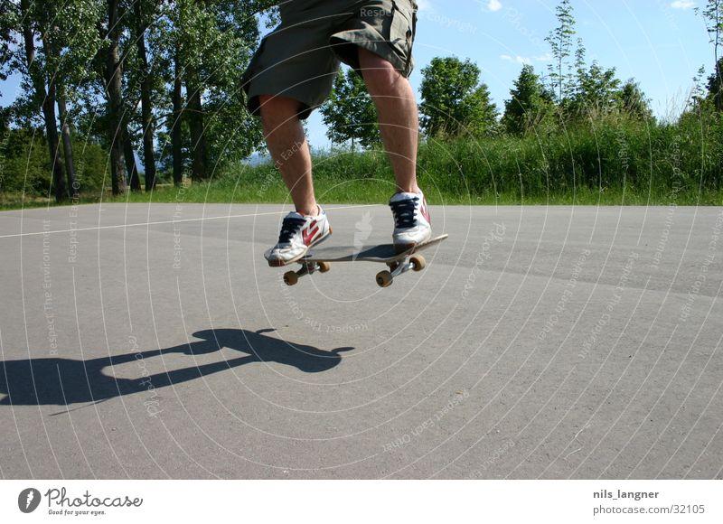 olli Sport Luft Skateboarding