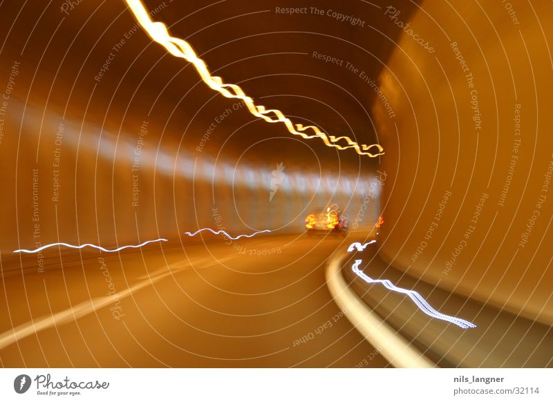 Tunnelblick 1 Verkehr Tunnel